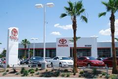 Desert Toyota Image 3