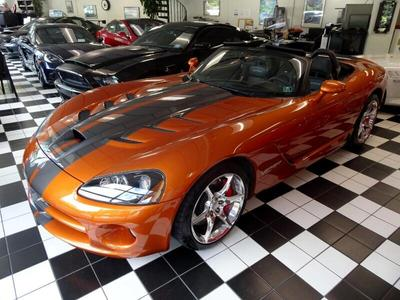 2010 Dodge Viper SRT-10 image