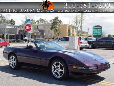 Chevrolet Corvette 1992 for Sale in Santa Monica, CA