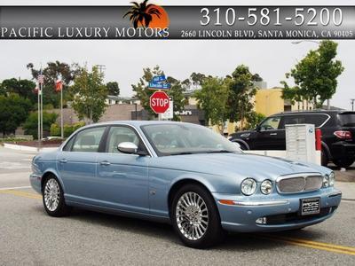 Jaguar Santa Monica >> Used 2007 Jaguar Vanden Plas Sedan In Santa Monica Ca Auto Com Sajwa82b87sh15972
