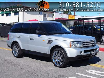 2007 Land Rover Range Rover Sport Supercharged image