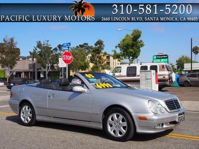 Mercedes-Benz CLK-Class 2003 for Sale in Santa Monica, CA