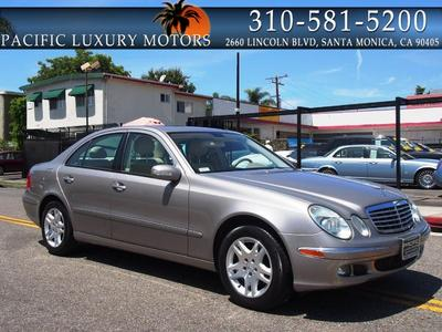 Mercedes-Benz E-Class 2005 for Sale in Santa Monica, CA