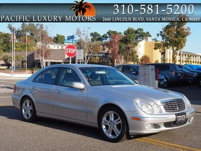 Mercedes-Benz E-Class 2004 for Sale in Santa Monica, CA