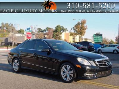 Mercedes-Benz E-Class 2013 for Sale in Santa Monica, CA