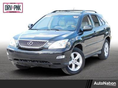 2007 Lexus RX 350  for sale VIN: 2T2GK31U87C024036