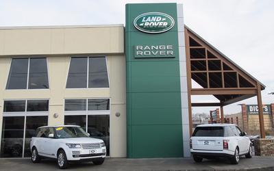 Jake Kaplan's Jaguar Land Rover Warwick Image 7