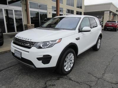 Land Rover Discovery Sport 2017 for Sale in Warwick, RI