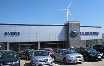 Byers Dublin Subaru Image 6