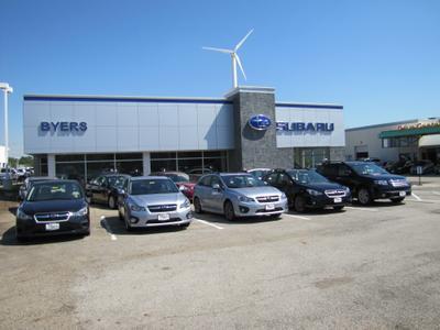 Byers Dublin Subaru Image 7