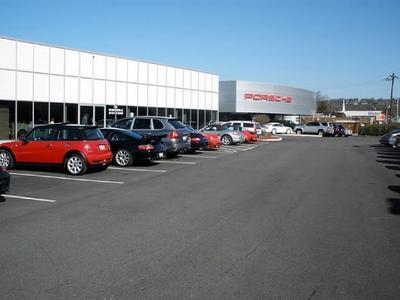 Porsche of the Village, Maserati Cincinnati, Alfa Romeo of Cincinnati, and Volvo Cars of Cincinnati East Image 1