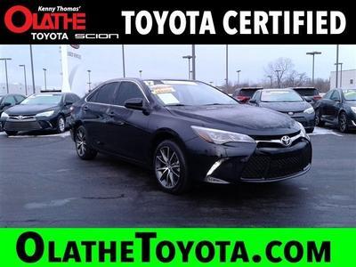 2017 Toyota Camry  for sale VIN: 4T1BK1FK6HU032081