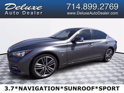 INFINITI Q50 2015 for Sale in Midway City, CA