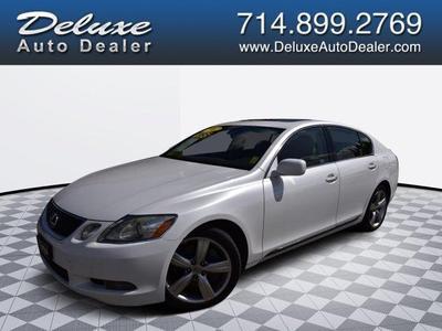 2007 Lexus GS 350  for sale VIN: JTHBE96S670014193