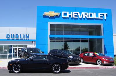 Dublin Buick GMC Chevrolet Cadillac Image 1