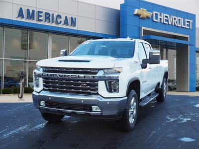 American Chevrolet Muncie >> New 2020 Chevrolet Silverado 2500 Ltz Crew Cab Pickup In Muncie In Near 47304 1gc4ype72lf175375 Pickuptrucks Com
