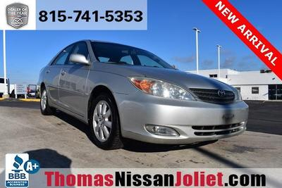 2004 Toyota Camry  for sale VIN: 4T1BE30K94U291492