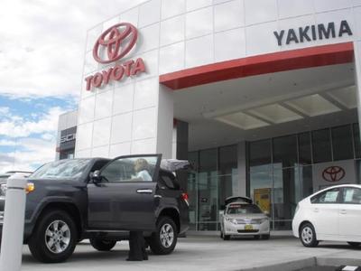 Bud Clary Toyota >> Bud Clary Toyota Of Yakima In Yakima Including Address
