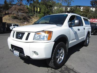 Nissan Titan 2010 for Sale in Hayward, CA