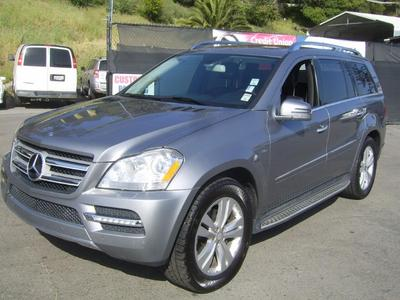 Mercedes-Benz GL-Class 2011 for Sale in Hayward, CA