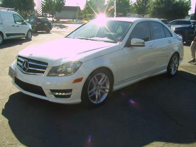 Mercedes-Benz C-Class 2014 for Sale in Hayward, CA