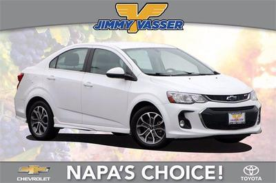 Chevrolet Sonic 2018 for Sale in Napa, CA