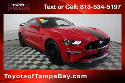 2018 Ford Mustang GT for sale VIN: 1FA6P8CF6J5146014