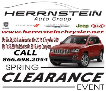 Herrnstein Chrysler Dodge Jeep Ram Kia Image 4
