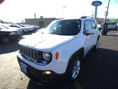 2016 Jeep Renegade Latitude for sale VIN: ZACCJABT5GPE39450