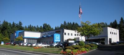 Honda Auto Center of  Bellevue Image 1