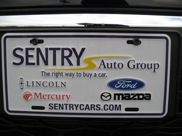Sentry Ford Lincoln Image 1