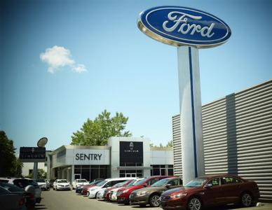 Sentry Ford Lincoln Image 8