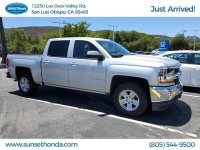 Chevrolet Silverado 1500 2018 for Sale in San Luis Obispo, CA