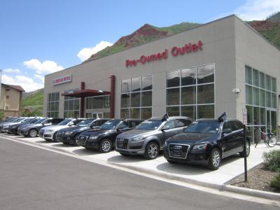 Audi Glenwood Springs & Glenwood Springs Volkswagen Image 8