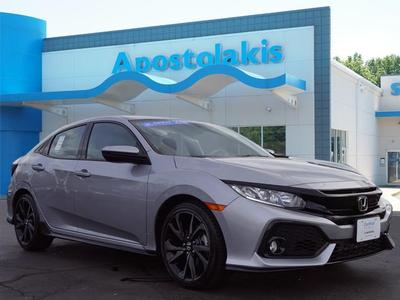 2018 Honda Civic Sport for sale VIN: SHHFK7G47JU219965