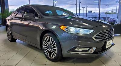 Ford Fusion 2017 for Sale in Warren, OH