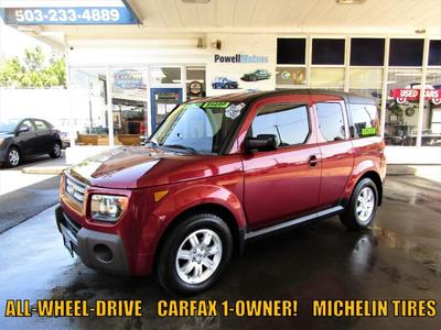 Honda Element 2007 for Sale in Portland, OR