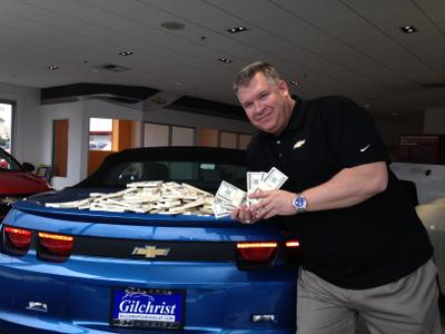 Gilchrist Chevrolet Buick GMC Image 9