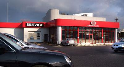 Commonwealth Kia Image 1