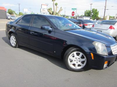 2006 Cadillac CTS  for sale VIN: 1G6DP577360192930