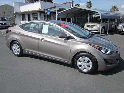Hyundai Elantra 2016 for Sale in Sacramento, CA