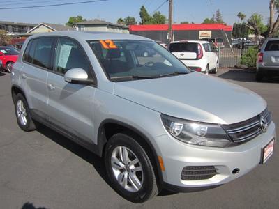 Volkswagen Tiguan 2012 a la venta en Sacramento, CA