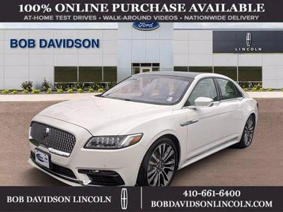 Lincoln Continental 2019 for Sale in Parkville, MD