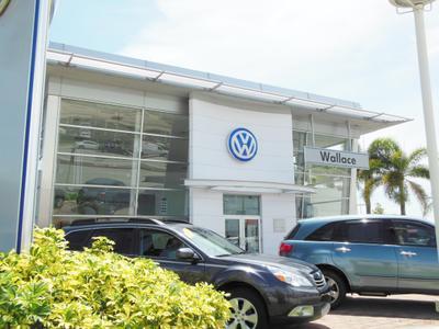 Wallace Volkswagen Image 2