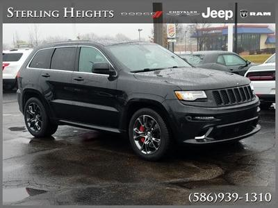 2014 Jeep Grand Cherokee  for sale VIN: 1C4RJFDJ8EC133430