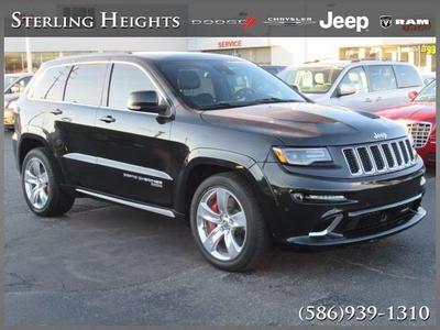 2014 Jeep Grand Cherokee  for sale VIN: 1C4RJFDJ9EC169580
