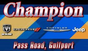 Champion Chrysler Dodge Jeep RAM Image 6
