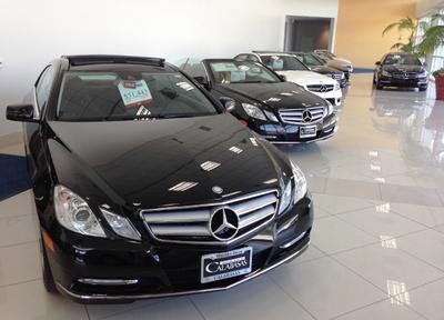 Mercedes-Benz of Calabasas Image 5