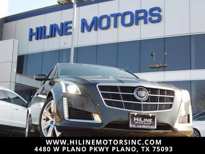 Cadillac CTS 2014 for Sale in Plano, TX