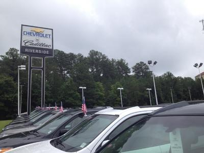 Riverside Chevrolet - Cadillac Hyundai Image 7